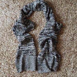 Sweater like scarf